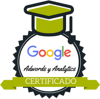 Certificación oficial de Google Analytics y Adwords