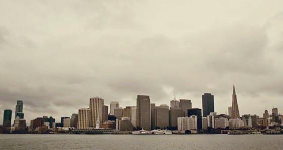 Vista de San Francisco desde Sausalito.