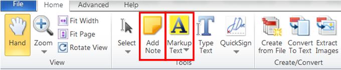 Nitro Toolbar