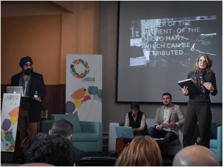 """Encuentro """"Conectar para resolver Innovación Social de Europa"""""""