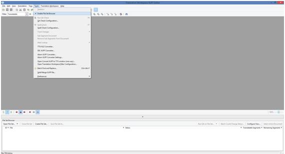 TWS - File Bundiling