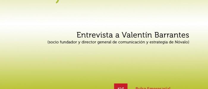 Entrevista a Valentín Barrantes