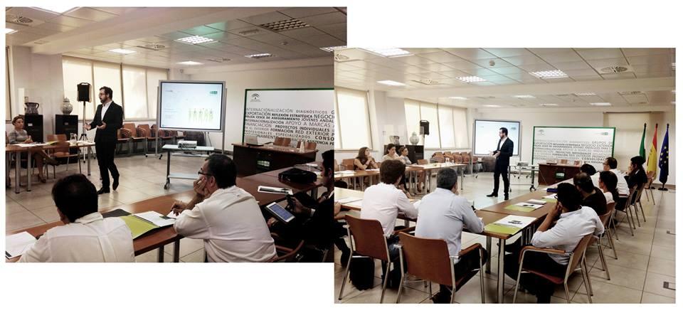 Jornadas de formación de pre-internacionalización - Extenda