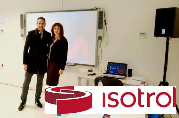 Interpretación Workshop Isotrol