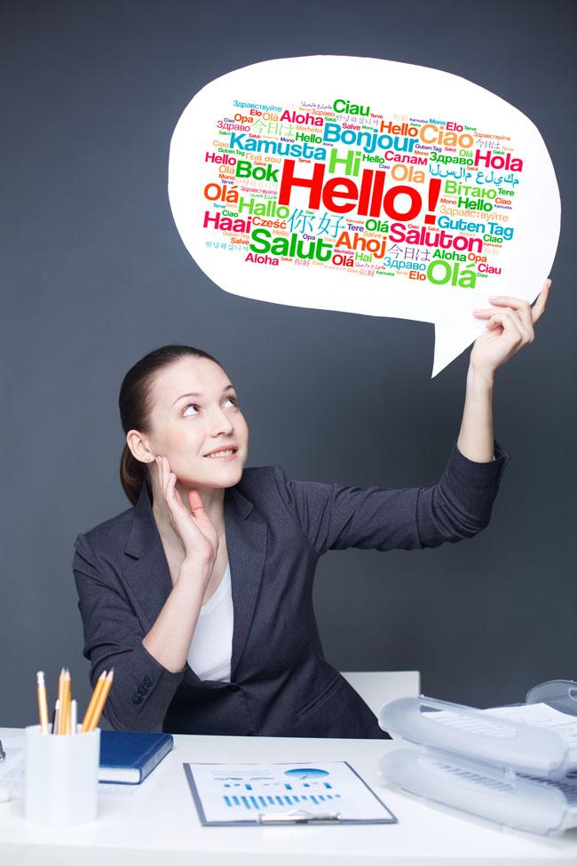 Traducción web: Adaptación de textos