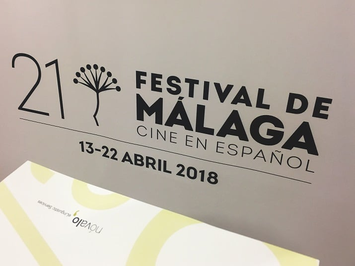 Interpretación profesional de Nóvalo en el Festival de Cine de Málaga