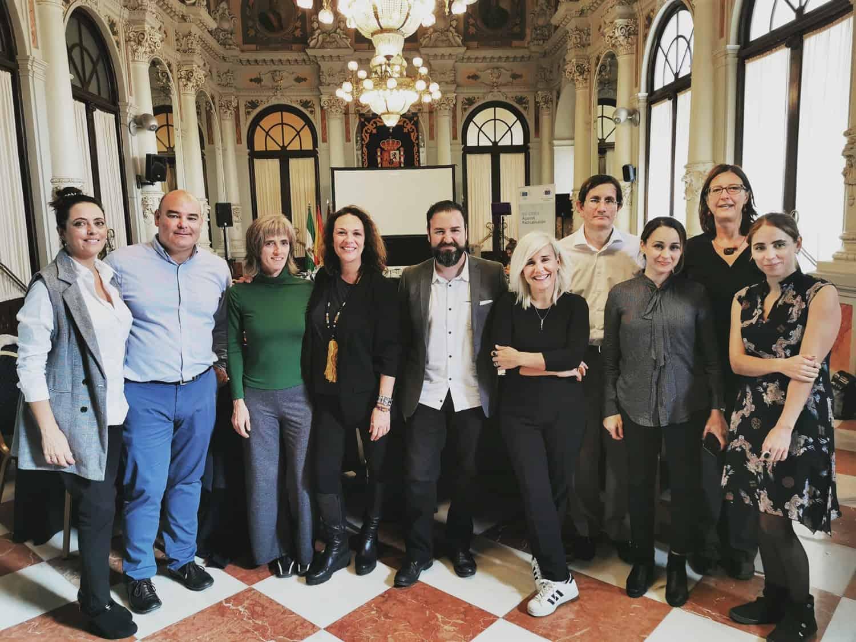 Professional interpreters team of Nóvalo