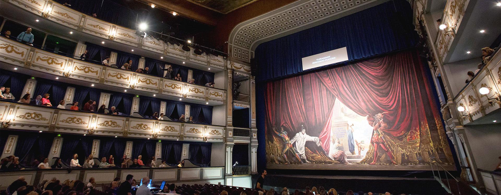 Teatro Cervantes y Echegaray - Slider